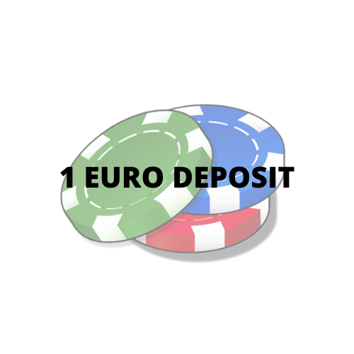 1 euro deposit casino