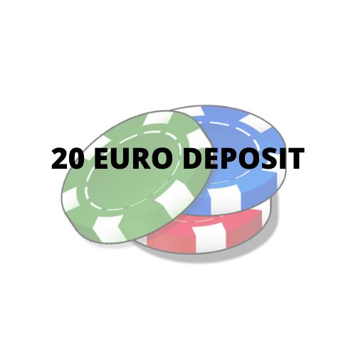20 euro deposit casino
