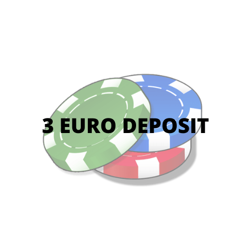 3 euro deposit casino